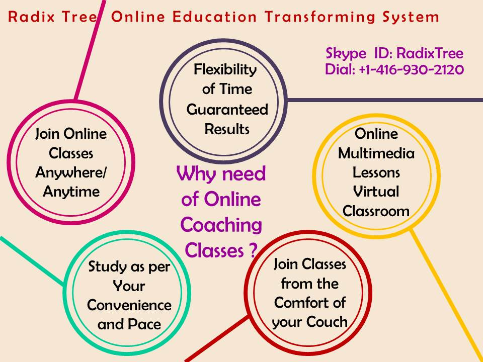 Radix Tree Online Education Transforming System