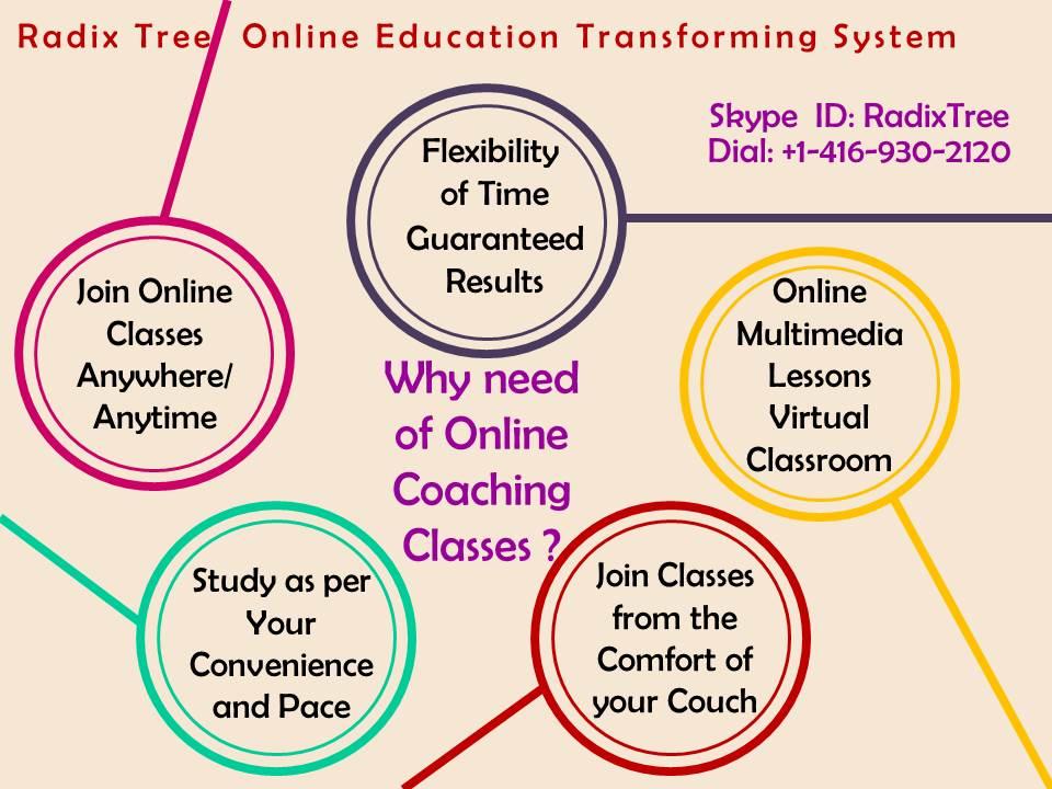 Radix Tree Online Education Transforming System