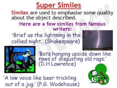 Super Similes