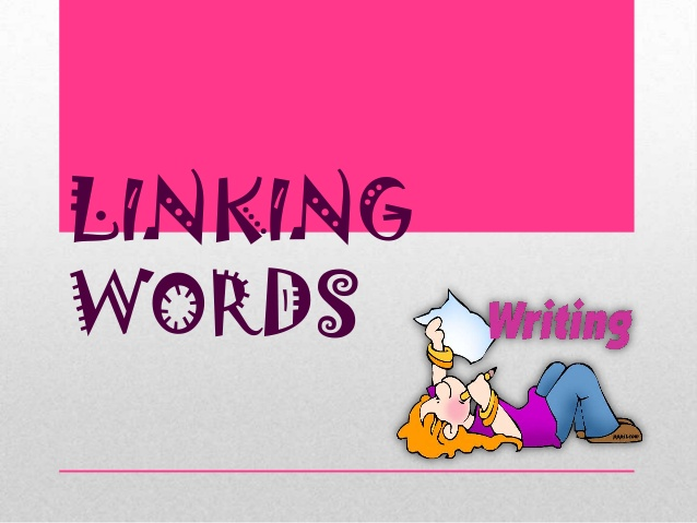 esl essay writing linking words