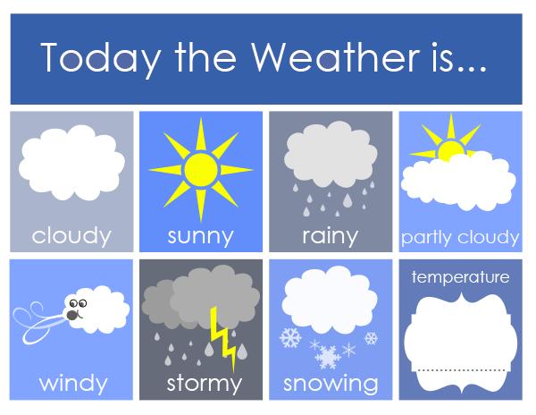 Lesson 10 Weather  Genki English