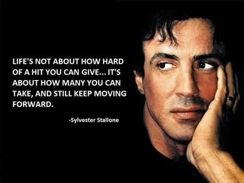 Inspirational Story of Sylvester Stallone