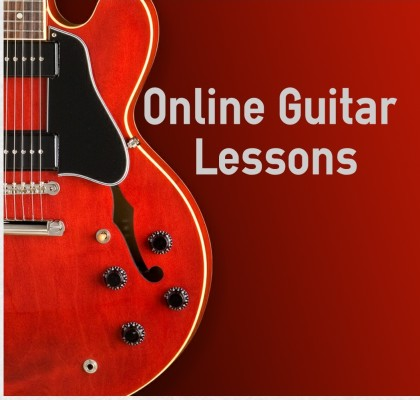 Learn Guitar Online Lesson