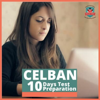celban-10-days-test-preparation