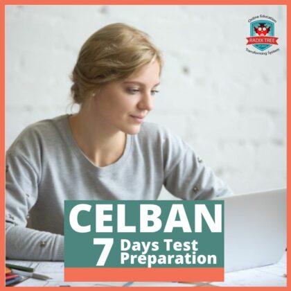 celban-7-days-test-preparation