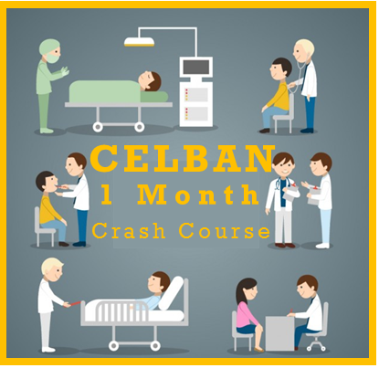 CELBAN_1_MONTH_COURSE