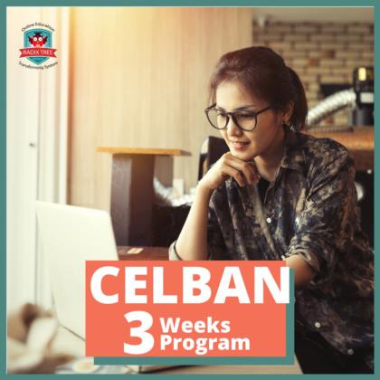 celban-3-weeks-program
