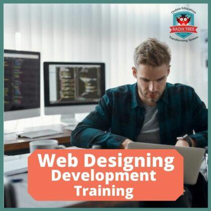web-designing-development-training
