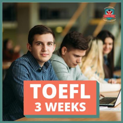 TOEFL-3-weeks