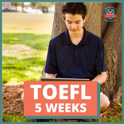 toefl-5-weeks