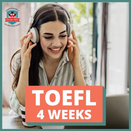 TOEFL-4-weeks